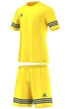 Komplet piłkarski  Adidas Entrada Junior