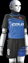 Komplet piłkarski Colo Buran Pro Damski