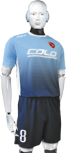 Komplet piłkarski Colo Omega Junior
