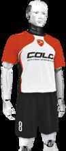 Komplet piłkarski sublimowany Colo Striker