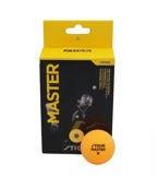 Piłeczki do tenisa stołowego STIGA Master* pomaranczowe