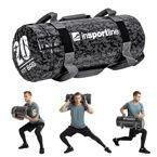 Sandbag Worek do ćwiczeń Fitness Crossfit inSPORTline Fitbag Camu 20 kg