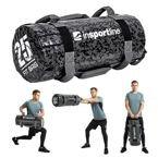 Sandbag Worek do ćwiczeń Fitness Crossfit inSPORTline Fitbag Camu 25 kg