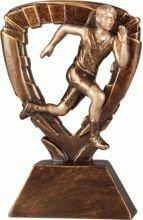 Statuetka ( figurka ) odlewana ogólna RE501