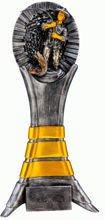 Statuetka ( figurka ) odlewana wędkarstwo RFST300/GR