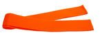Szarfa pleciona pomarańczowa