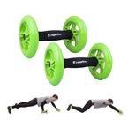 Wałek, urządzenie do ćwiczeń fitness inSPORTline AB Roller Double