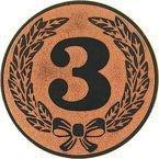 Wklejka na medal A38