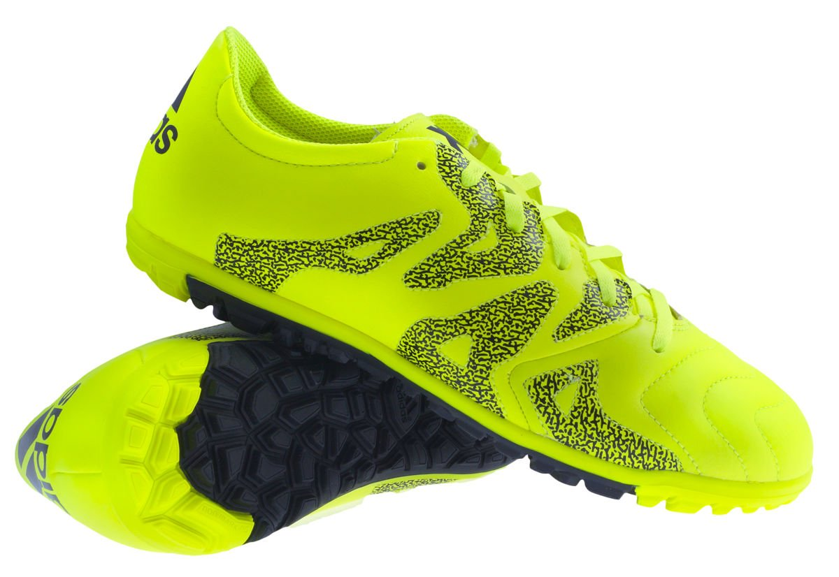7e44e8726 ... Buty piłkarskie Adidas X 15.3 Leather TF B33004 +GETRY GRATIS ...