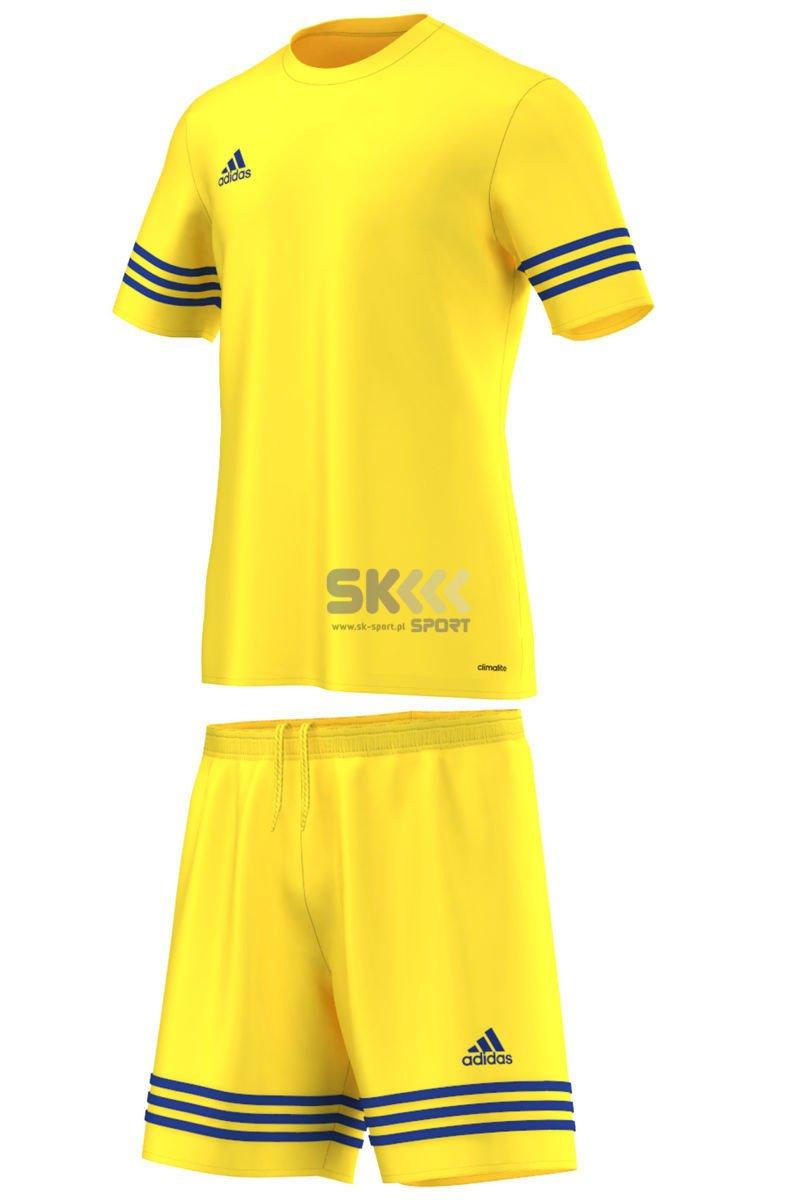 d9221e39a Komplet piłkarski Adidas Entrada Junior | www.sk-sport.pl