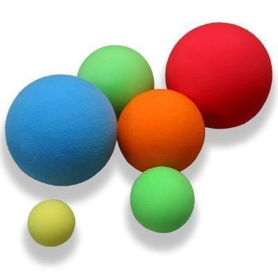 Piłka piankowa soft 18 cm