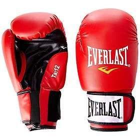 Rękawice bokserskie Everlast  Ergo PU + gratis