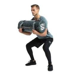 Sandbag Worek do ćwiczeń Fitness/Crossfit inSPORTline Fitbag Camu 10 kg
