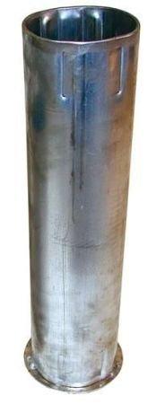 Tuleja aluminiowa 120x100mm L500 zew.