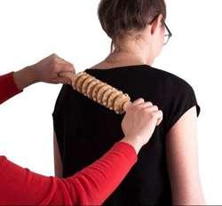 Wałek roller do masażu inSPORTline Sebona 39 cm